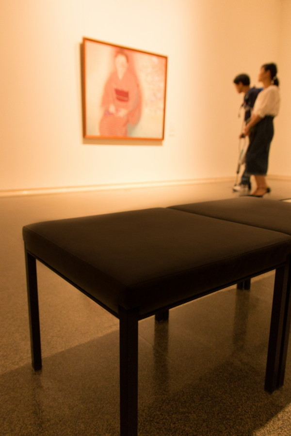Pictures at an exhibition #2 (chairs #3)