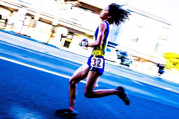 Run, girls, run ! #1