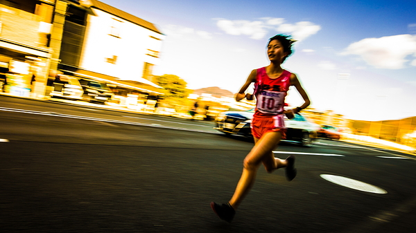 Run, girls, run ! #4