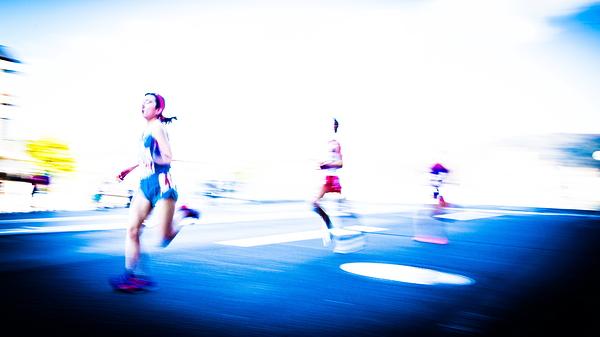 Run, girls, run ! #8