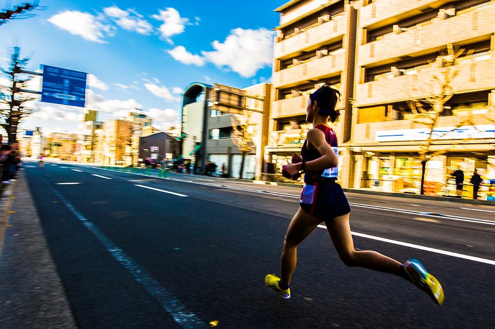 Run, girls, run ! #12