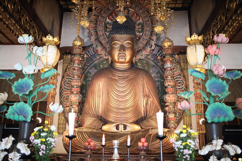 Buddha #1