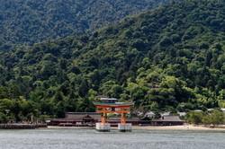 Landscape with Big Torii #1