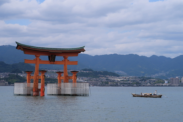 Landscape with Big Torii #3