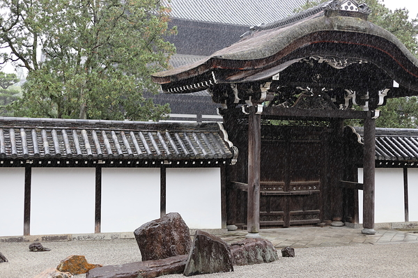 a rainy day at 東福寺 #2