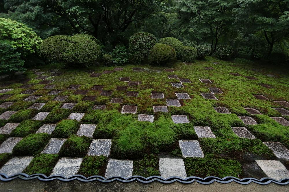 a rainy day at 東福寺 #4