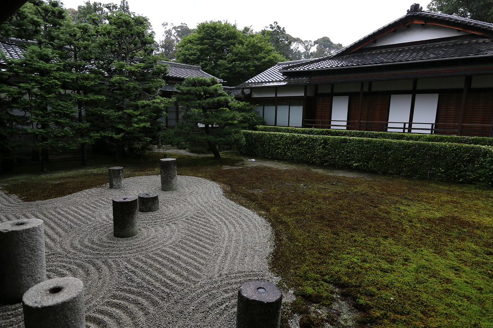 a rainy day at 東福寺 #10