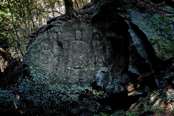 Buddha in forest #2