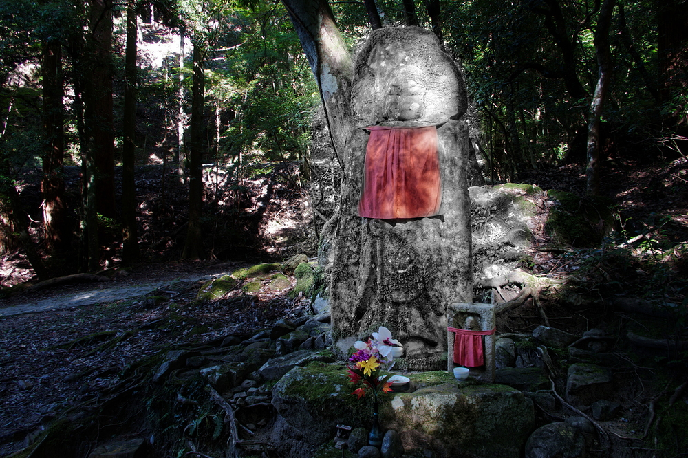 Buddha in forest #3