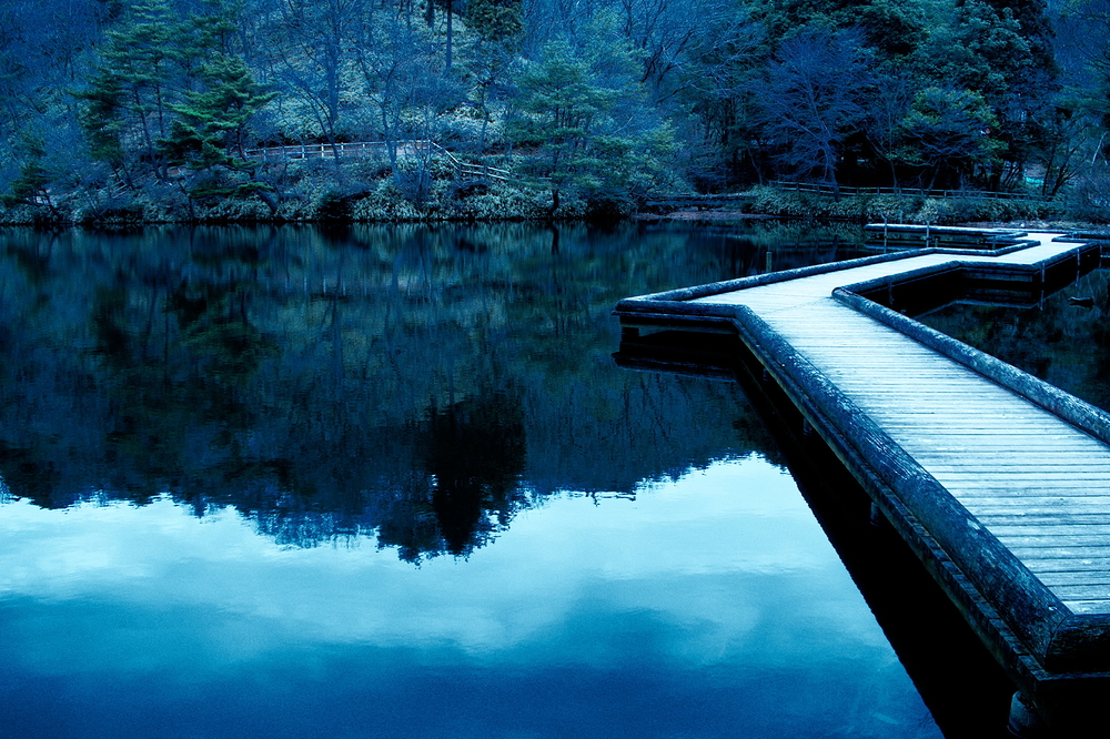 Le lac de montagne #2