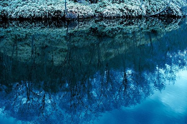 Le lac de montagne #5