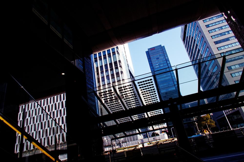 City view #1