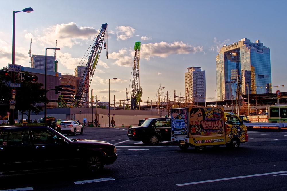 City view #9