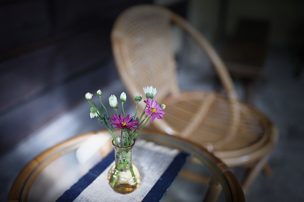 flowers in a vase #2