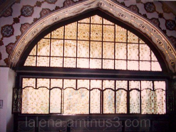 window topkapi palace