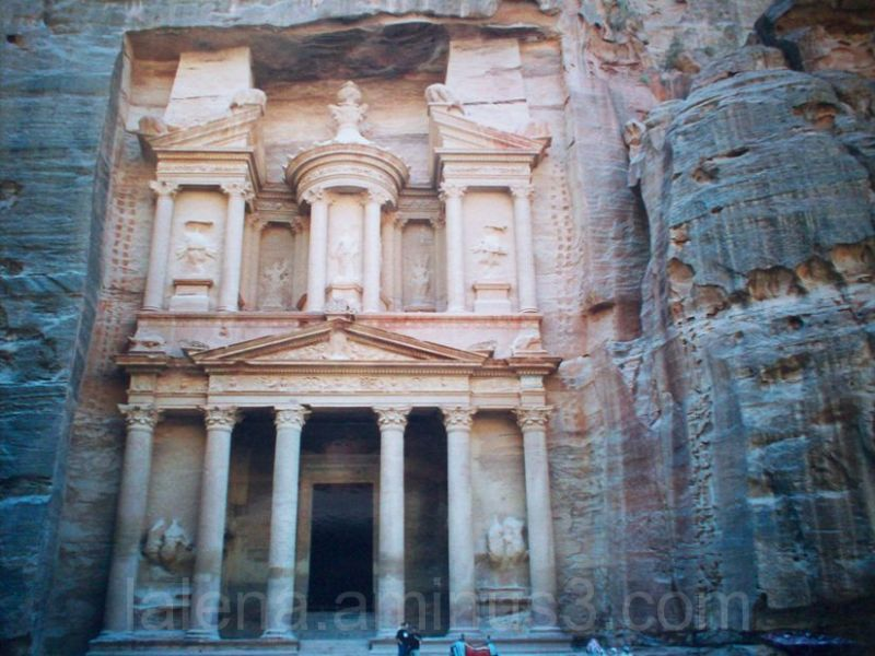 Tresor a Petra