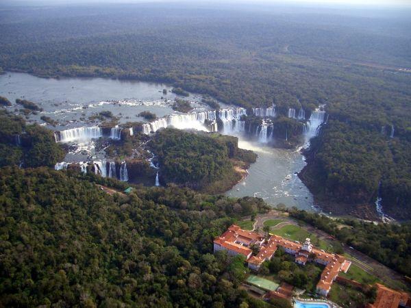 Espectacular Iguazú