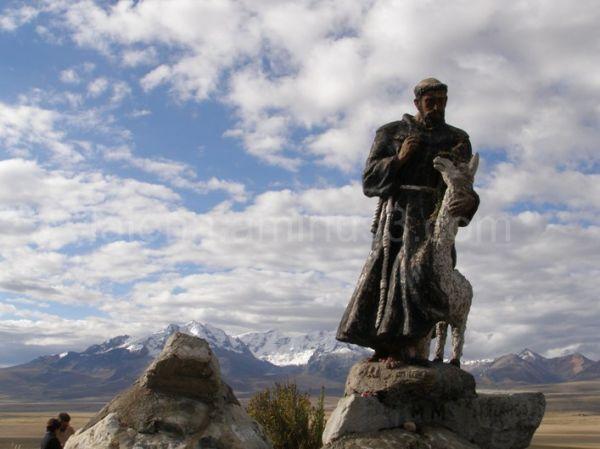 Sant Francesc a Huascaran