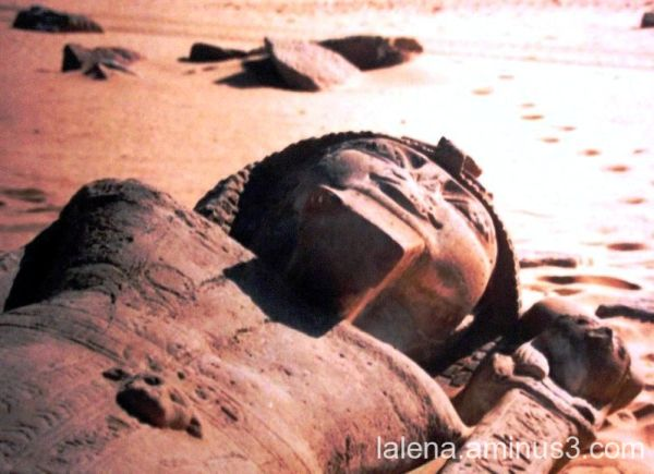 restes núbies, Egipte
