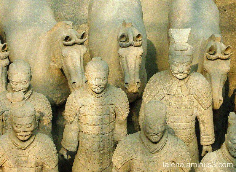 Guerrers de Xian