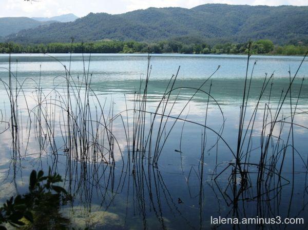 Pel Manel.. llac Banyoles