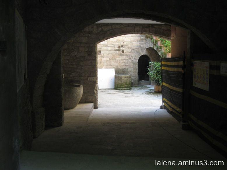 entrada a la llar