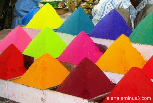 colors de la Índia 20