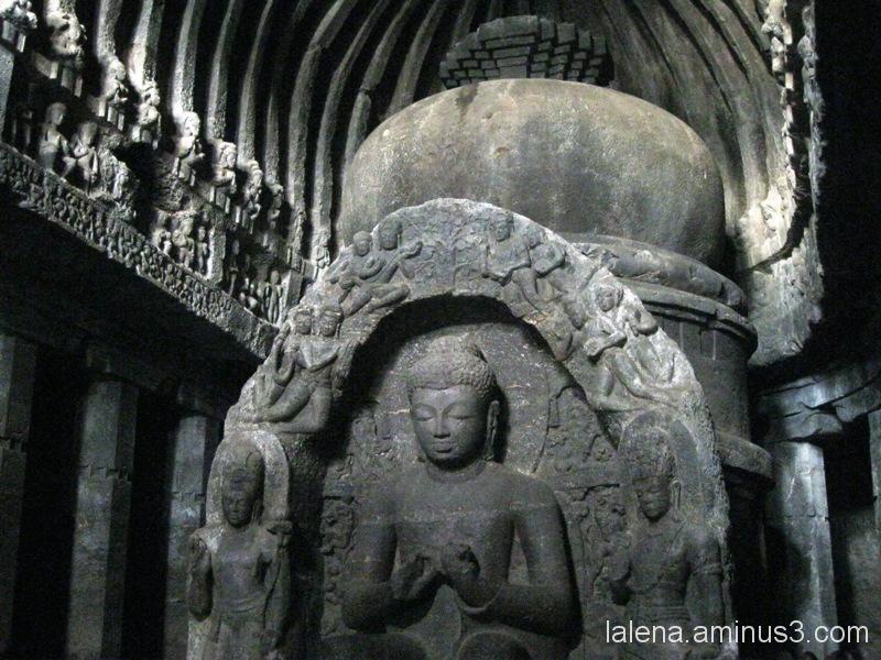 Interior cova Ajanta II