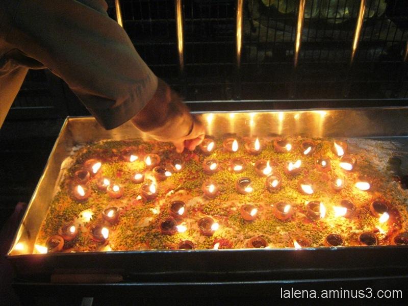 Petites espelmes...