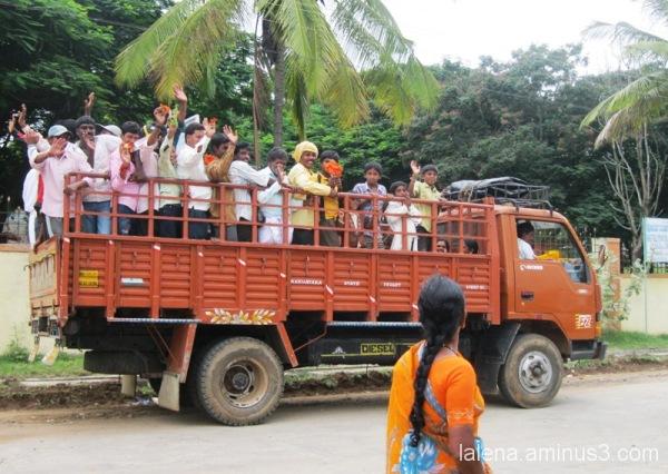 Transport típic 3
