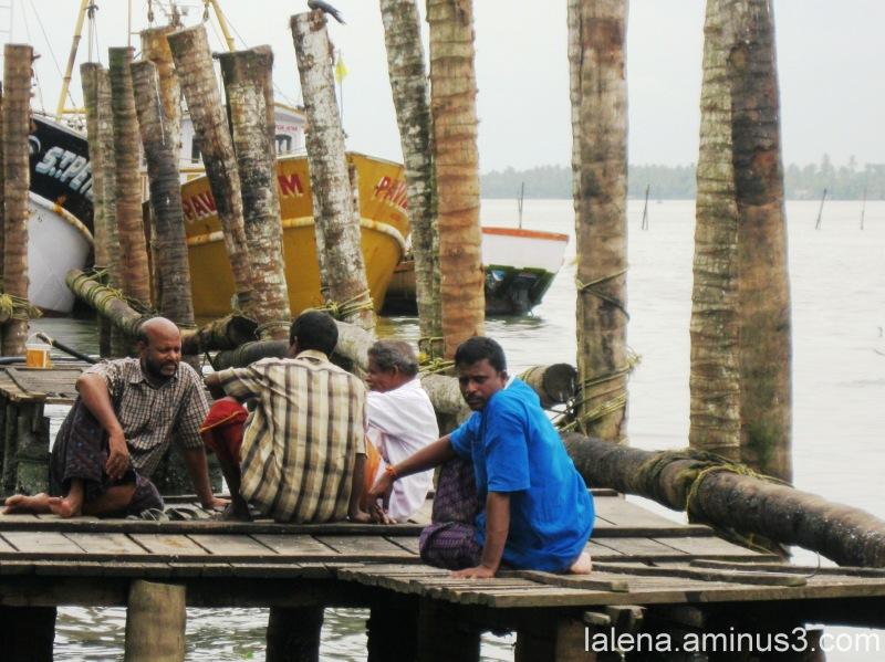 Pescadors sense xarxes