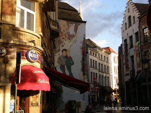Parets de Brusel.les