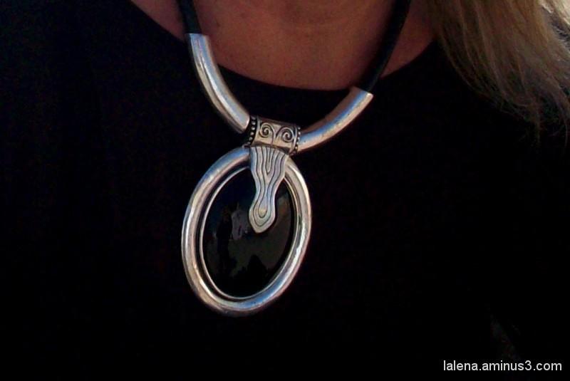 medalló, ella i jo