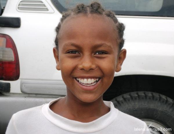 Somriure etíop 1