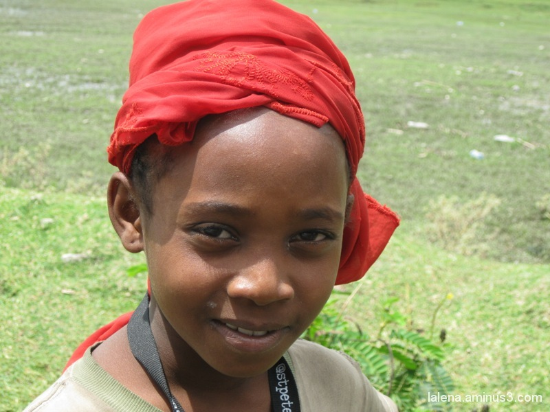 Somriure etíop 2