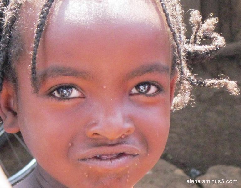 Somriure etíop 5