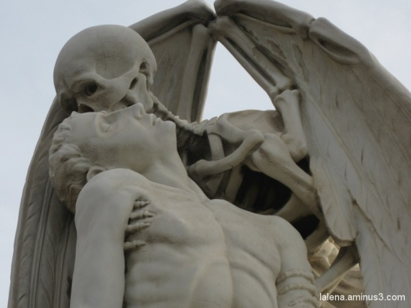 Petó de l'àngel de la mort. Repòs etern V