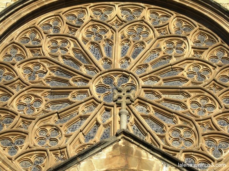 Rossassa del monestir de Sant Cugat