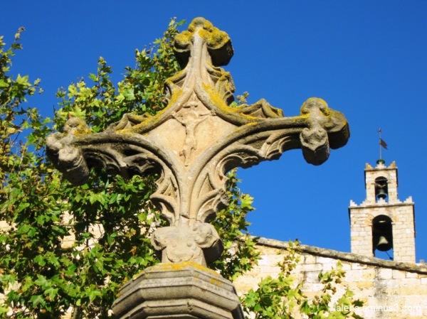 Detall Sant Cugat