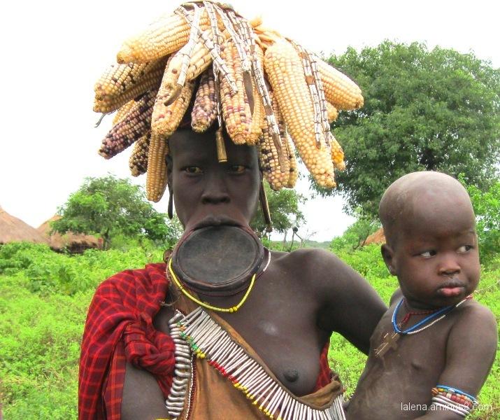 ètnies del sud etiopia 1