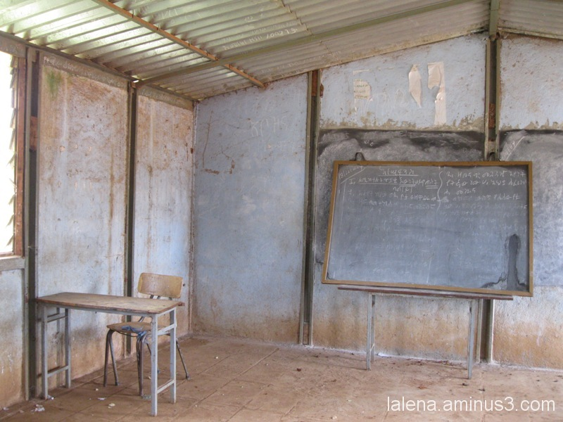 Aul escola a Dimeka