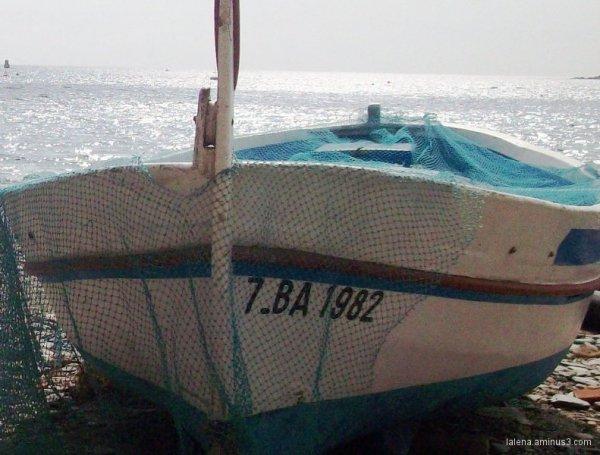Detall en blau 3 Cadaqués