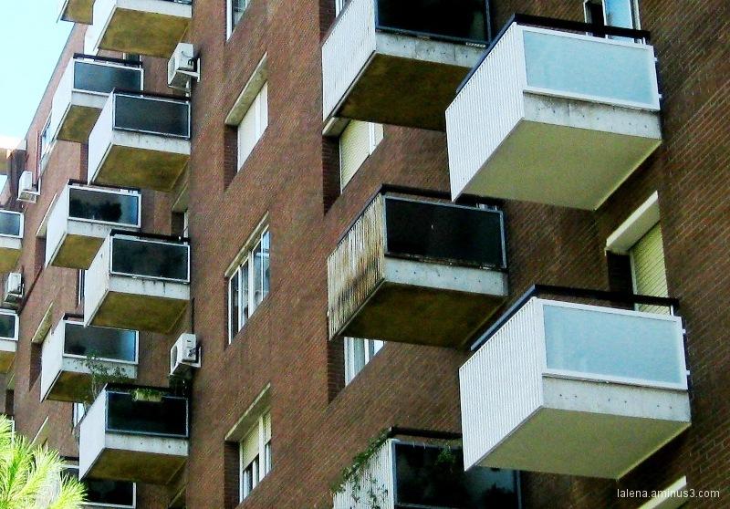 Balcons assimètrics