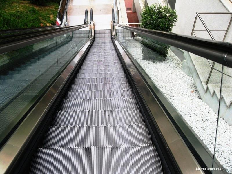 escales mecàniques, on ens duen?