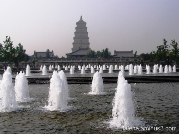 Pagoda de la gran oca