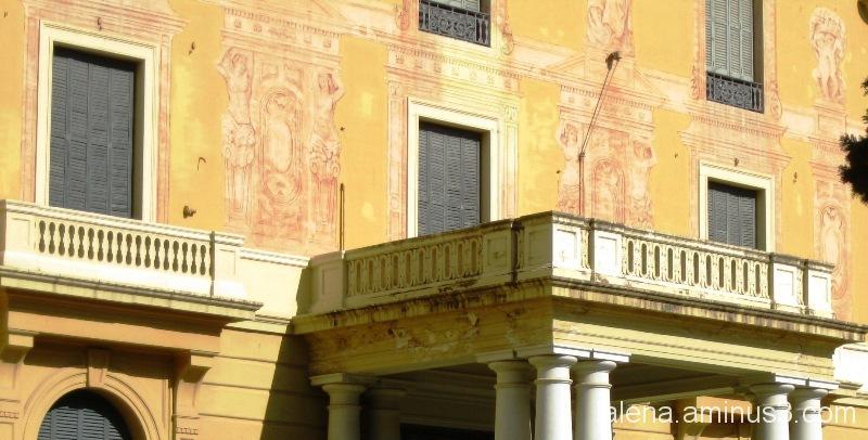Xerigrafia al palau reial de BCN