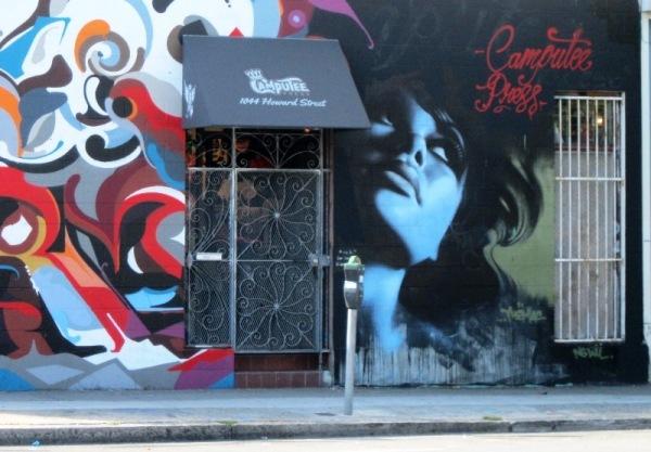 Art pels carrers de S. Francisco