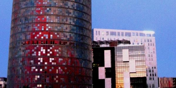 Edifici AGBAR, BCN