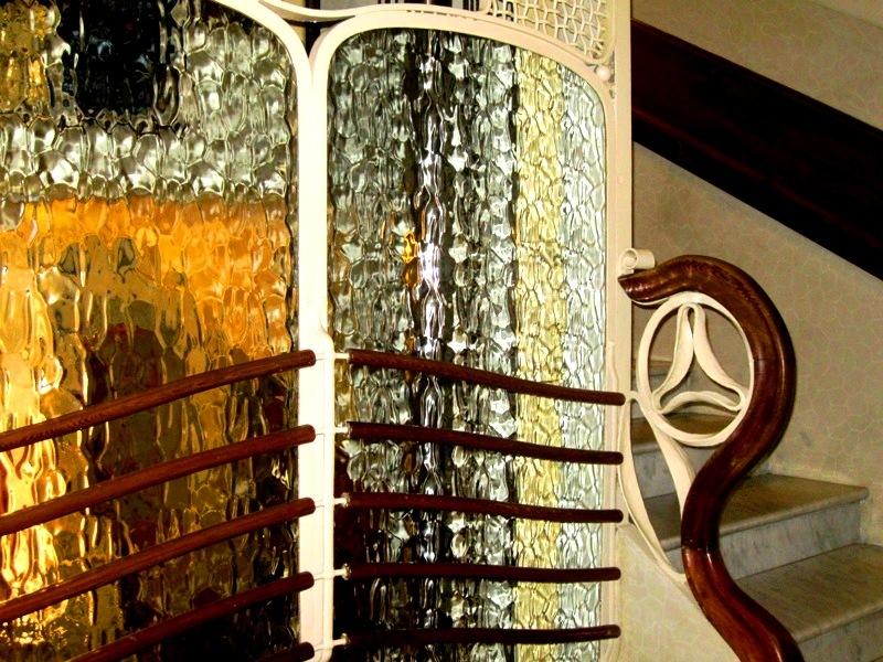 Casa Batlló. interior 2