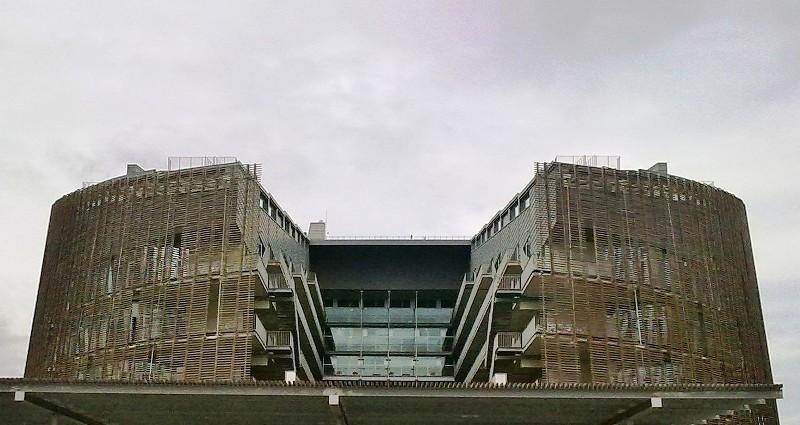 Edifici singular: edifici biomèdic